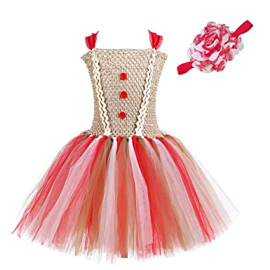 FEREMO - Disfraz de Reno de Navidad para niñas, Halloween ...