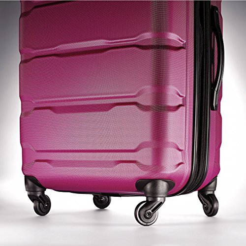 Samsonite Omni PC 28'' Spinner Luggage Radiant Pink by Samsonite (Image #4)'