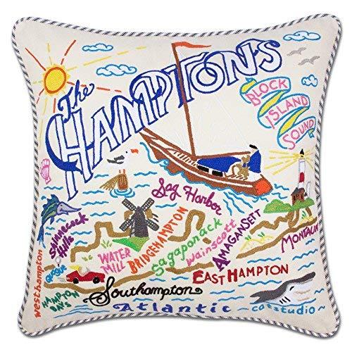 Catstudio Hamptons Pillow [並行輸入品] B07RDVJRWT