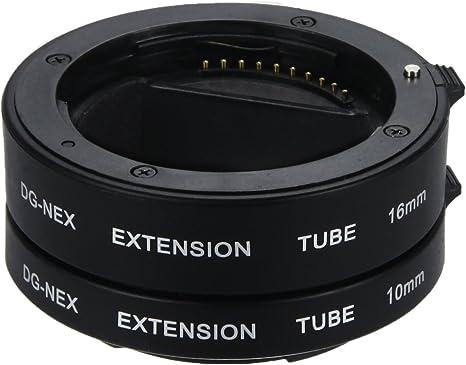 Macro Extension Tube Ring Set for M42 Screw Mount UK Seller