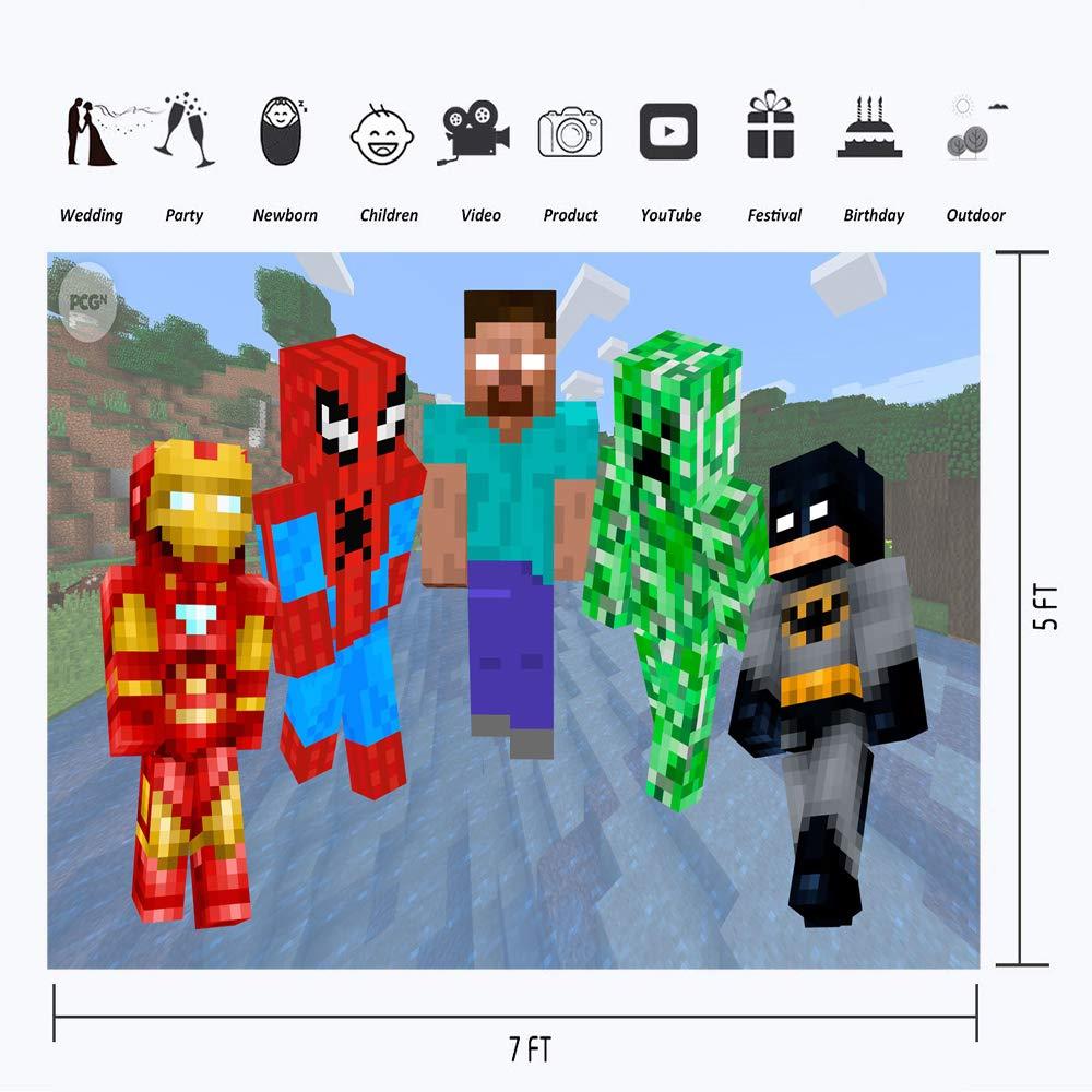Fondo para fotografía de cumpleaños de 7 x 5 pulgadas Pixel ...