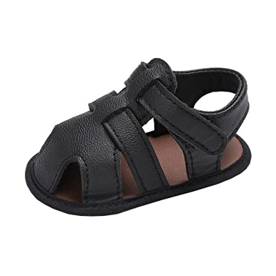 Baby Boys Sandals Toddler Scrub First Walkers Kid Sneaker Shoes