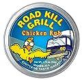 Dean Jacob's Road Kill Chicken Rub ~ 1.75 oz. Tin from Xcell International