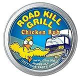 Dean Jacob's Road Kill Chicken Rub ~ 1.75 oz. Tin
