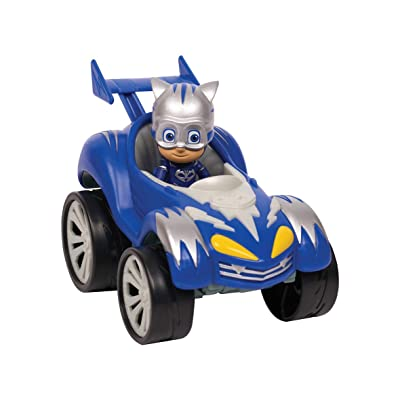 PJ Masks Power Racer - Catboy and Cat-Car: Toys & Games