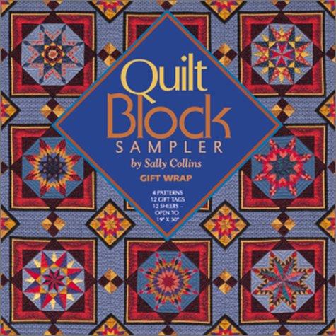 Quilt Block Sampler: From the Art of Machine Piecing