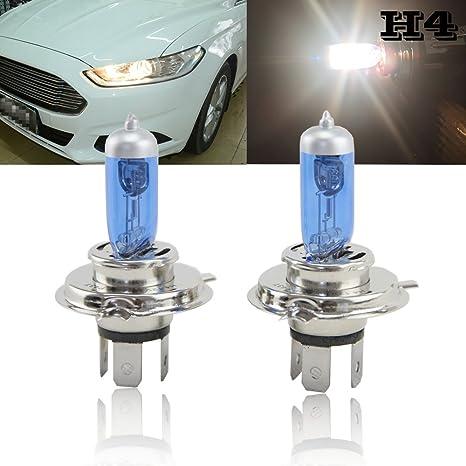Halogen Light For Cars >> Amazon Com H4 Halogen Light Bulb Auto Headlight 2018 12v