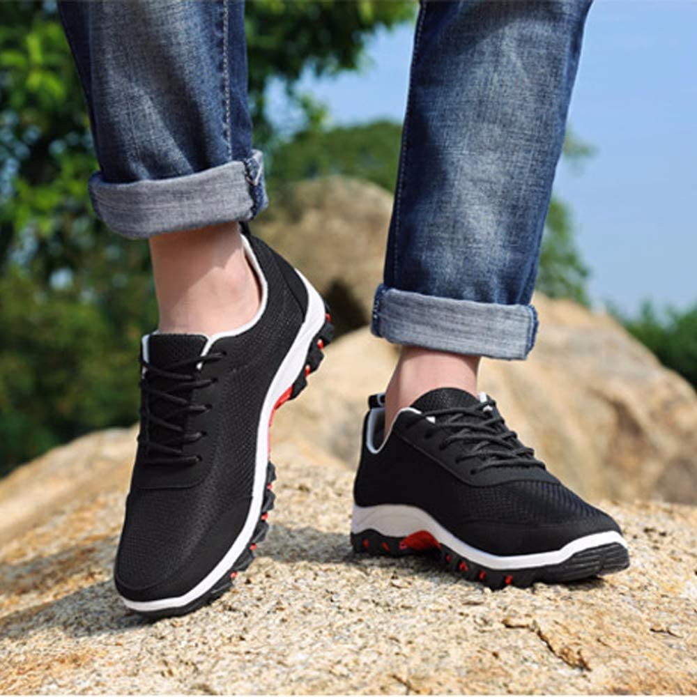 Exclusive Shoebox Mens Womens Hiker Waterproof Hiking Shoes Running Tennis Shoes Outdoor Shoes