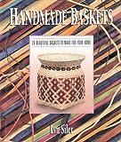 Handmade Baskets, Lyn Siler, 0806983639