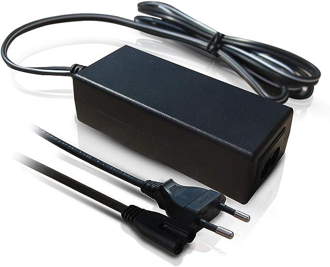 Reemplazo del Cable de DC 19V Adaptador Fuente de alimentación de Corriente para Samsung A4819-FDY BN44-00837A A6619_FSM UN32J UN22H 22
