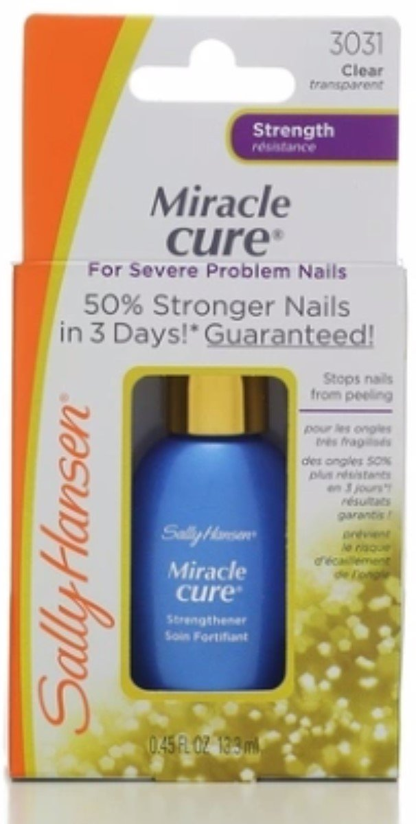 Sally Hansen Miracle Cure for Severe Problem Nails [3031], 0.45 oz (Pack of 10)