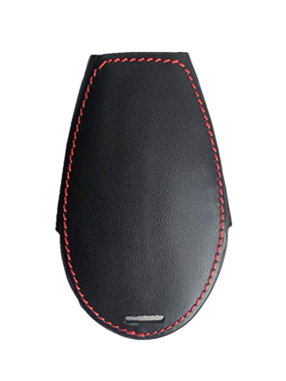 KAWIHEN Smart Remote Keyless Entry Key Fob Leather Cover For Dodge Challenger Durango Grand Caravan Journey Ram 1500 2500 3500 Magnum Chrysler 300 Jeep Commander Grand Cherokee M3N5WY783X IYZ-C01C