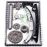 #8: ECCPP Timing Chain Kit, Automotive Replacement Timing Parts for 2006-2009 Ford Fusion Ford Fusion Mercury Milan 2.3L DURATEC DOHC 16V L4 2010-2013 Ford Fusion Escape 2.5L DURATEC DOHC 16V L4