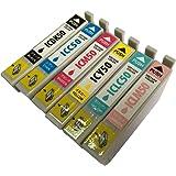 エプソン IC6CL50 6色セット 【互換インクカートリッジ】【ICチップ有】EPSON IC50-6CL-SET【インク】