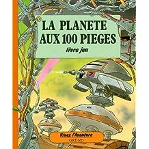 La planète aux 100 pièges livre-jeu
