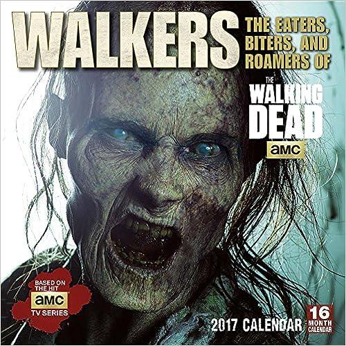 Walkers Wall Calendar 2017