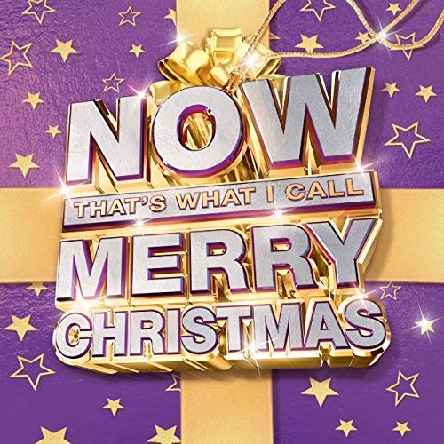 Now Merry Christmas 2020 Various Artists   NOW That's What I Call Merry Christmas [2018