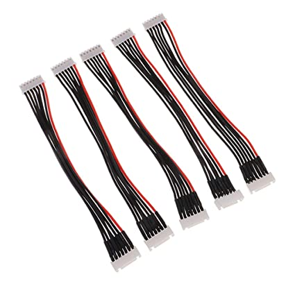 FLAMEER RC Cable de Enchufe de Cargador de Balanceador Línea ...