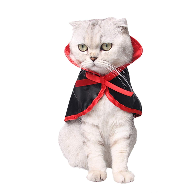 Mascota Traje de Halloween Ropa para Mascotas para Perros pequeños y Gatos