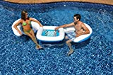 Swimline Game Station Set with Waterproof Playing