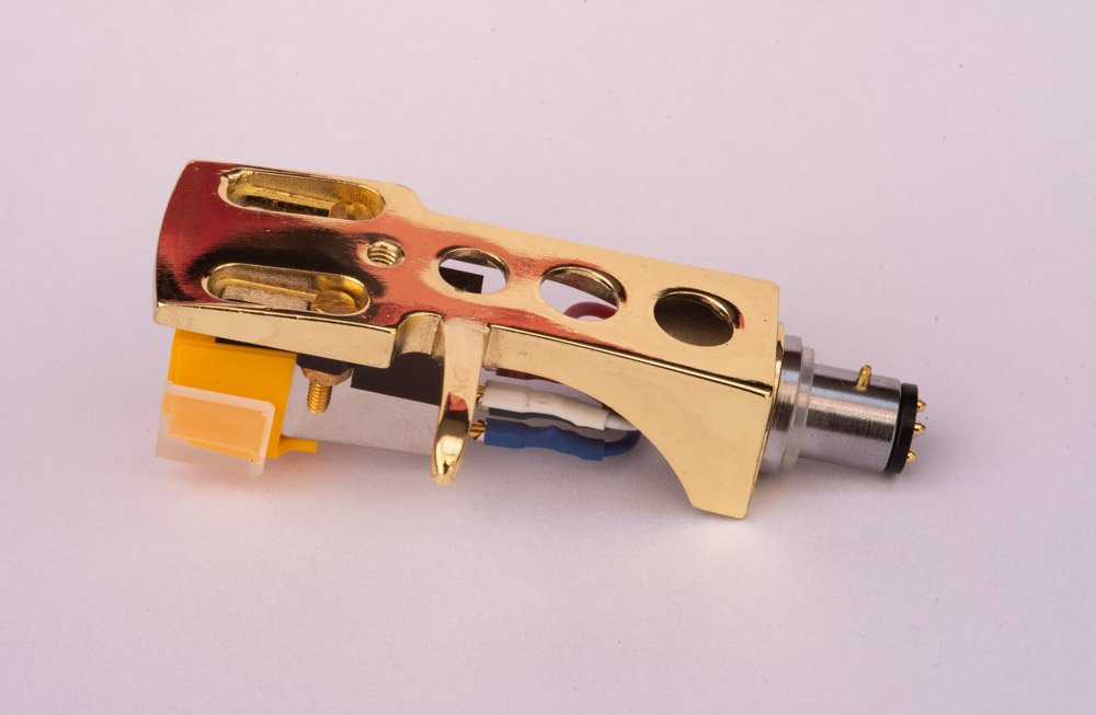 Amazon.com: Casquillo chapado en oro, soporte, cartucho y ...