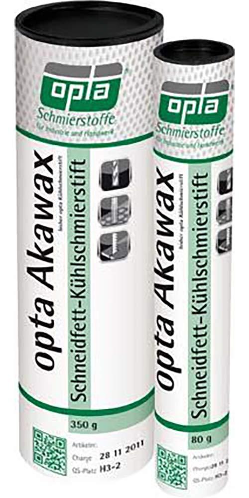 Gewindeschneid und Metalls/ägestift opta Akawax 80 Gramm