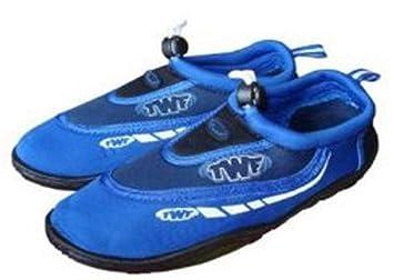 f28503eca39acd TWF Mens Boys Girls Ladies Graphic Aqua Shoes Water Beach Wetsuit ...