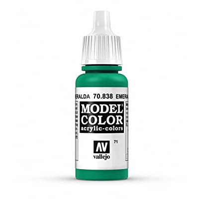 Vallejo Emerald Paint, 17ml: Toys & Games