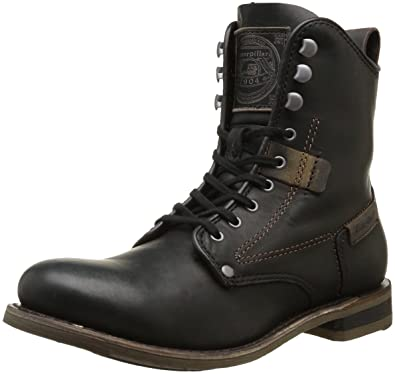 Shopping L7096ge1925 Caterpillar Orson Dark Snuff Suede Boots For Men