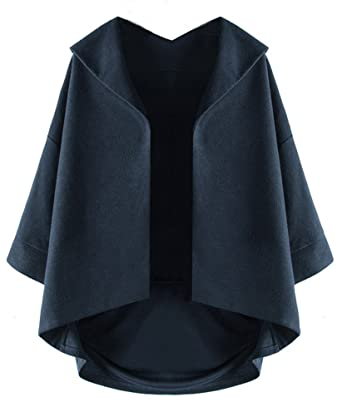 Trenchcoat Damen Cape Mantel 34 Bininbox® Arm n0wPk8O