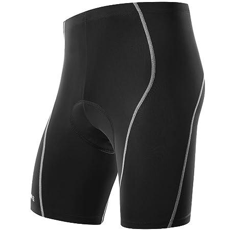 c0e495c5687 Amazon.com   NOOYME (Newest 2019 Men s Cycling Shorts 3D Gel Padded Bicycle  Riding Men s Bike Shorts   Clothing