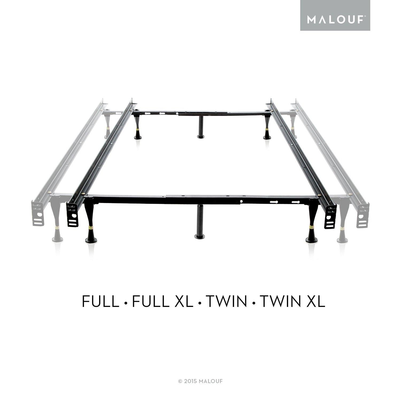 Strukturen von Malouf Heavy Duty Solider linenspa verstellbar Metall ...