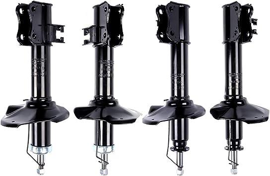 Shocks Struts,ECCPP Front Pair Shock Absorbers Strut Kits Compatible with 1995 1996 1997 1998 1999 2000 2001 2002 Suzuki Esteem 333312 71648 333313 71649