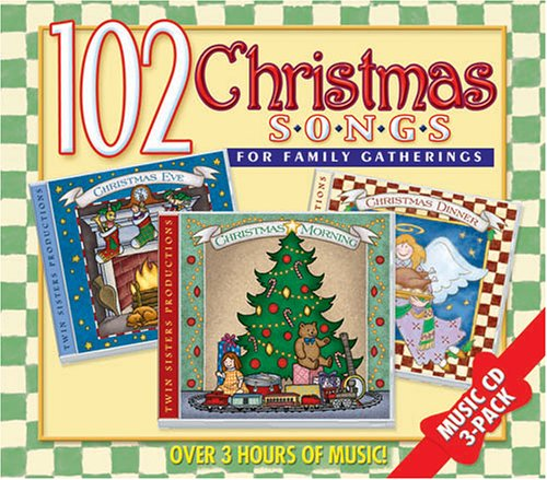 102 Christmas Songs For Family Gatherings