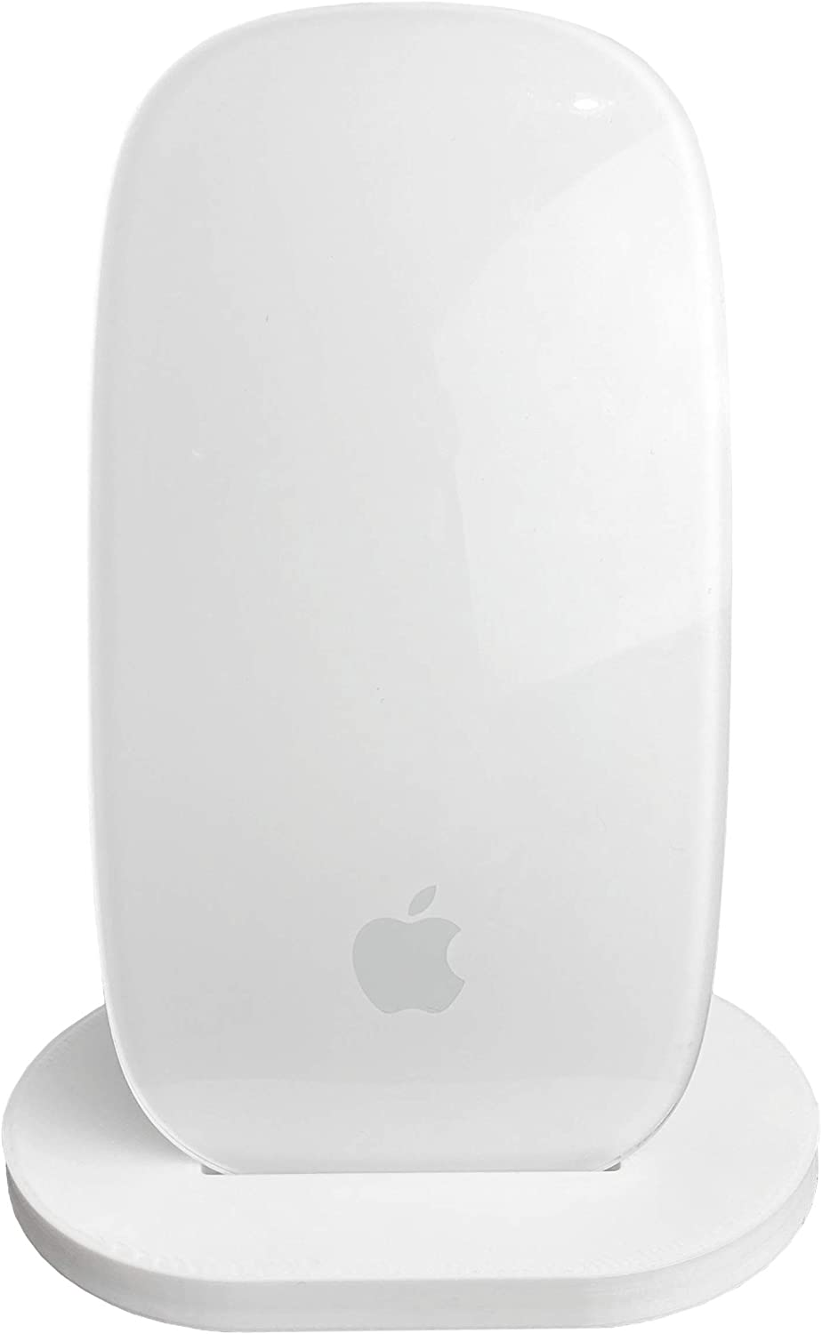 Magic Stand - Mouse Stand for Apple Magic Mouse 1 & 2, Includes Access Port for Charging, Minimal & Sleek Design