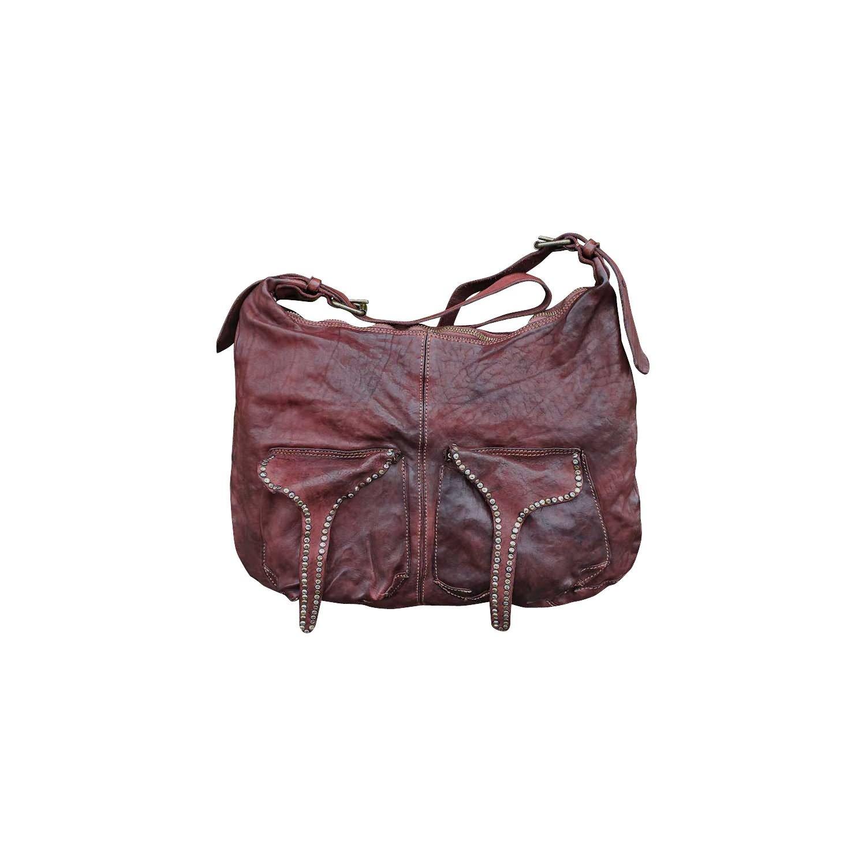 san francisco new high quality outlet boutique Campomaggi Bag C1347 VL Vinaccia: Amazon.co.uk: Clothing