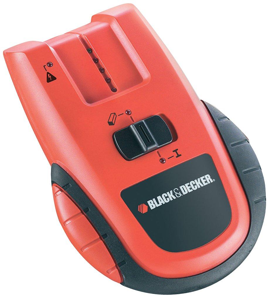 Black+Decker BDHT0-77141 - Detector de estructuras y de cables vivos Black&Decker