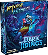 KeyForge: Dark Tidings Archon Deck Display - 2 Ready to Play Competitive Card Game Decks