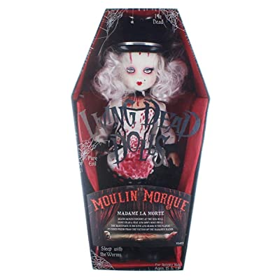 Mezco Toyz Living Dead Dolls Series 33 Moulin Morgue: Madame La Morte: Toys & Games