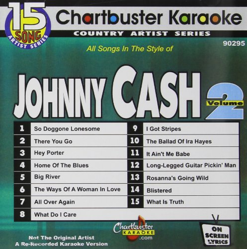 Karaoke: Hits of Johnny Cash 2