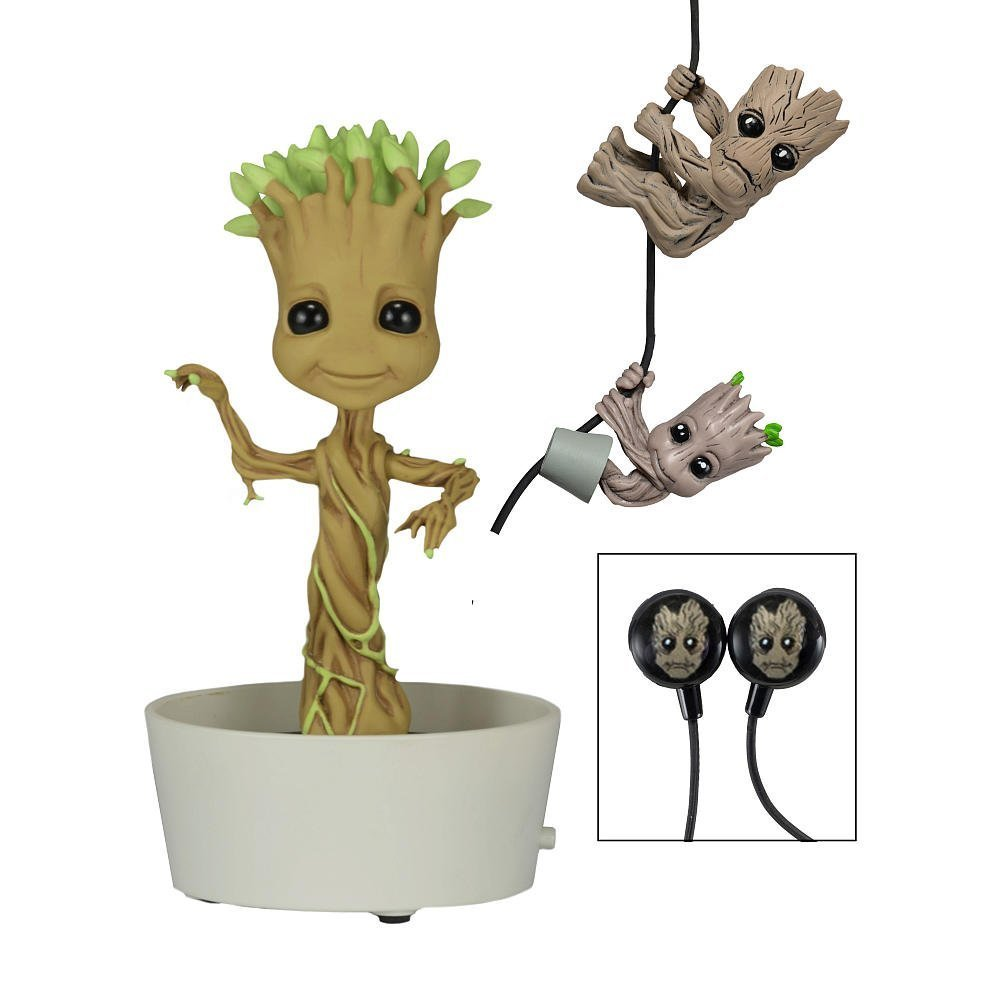 Dochsa Limited Edition Guardians of the Galaxy We Are Groot Gift Set Neca 38707