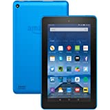 "Fire Tablet with Alexa, 7"" Display, 8 GB, Blue - with Special Offers"