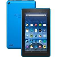 "Amazon Fire 7 Tablet with Alexa, 7"" Display, 8 GB, Siyah"