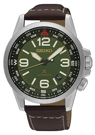 seiko prospex srpa77j1 men automatic watch built in manual compass rh amazon co uk seiko 5 automatic watch manual seiko 5 automatic watch user manual