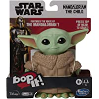 Bop It! Star Wars: The Mandalorian The Child Toy - The Mandalorian Voice and Baby Yoda Sounds - Electronic Games and…