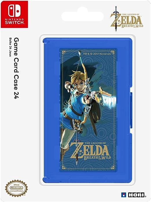 Hori - Estuche de juegos, 24 cartuchos, Zelda (Nintendo Switch ...