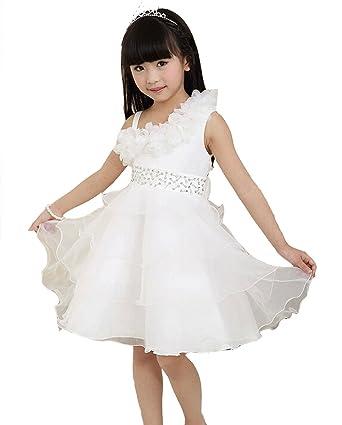 Moin Moin Madchen Baby Kurz Hochzeitskleid Prinzessin Fur Kleines
