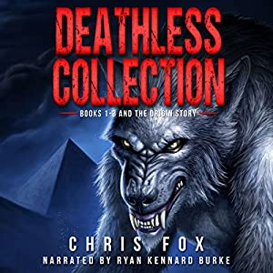 Deathless Collection: Books 1-3 and the Prequel Novella Audiobook