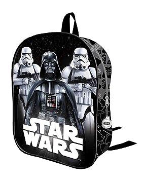Mochila 3D Eva Star Wars Disney Darth Vader 32cm,1unidades por pedido