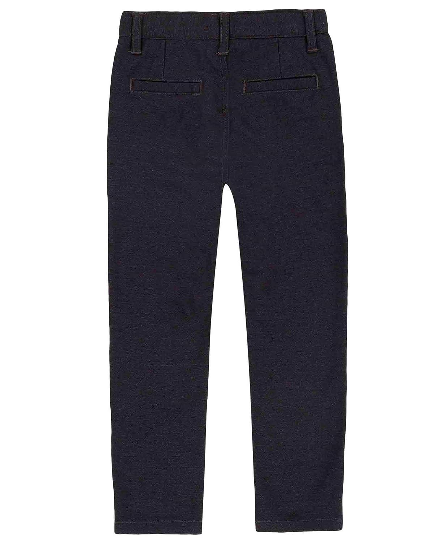 Sizes 3-12 Deux par Deux Boys Black Woolen Pants Night King